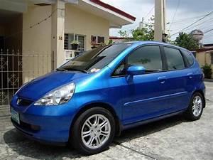 Blue 2005 Honda Jazz Used Cars In Manila