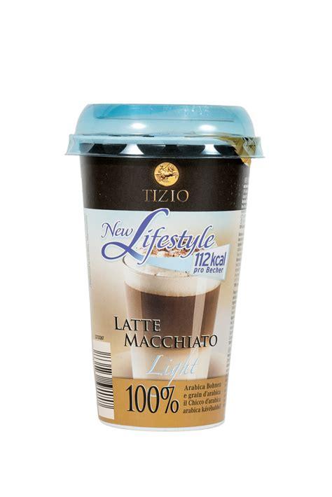 produit tizio latte macchiato light frc