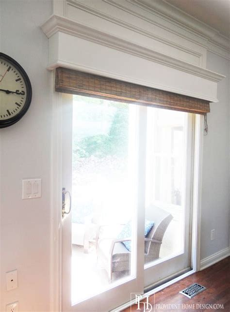 sliding door blinds ideas  pinterest