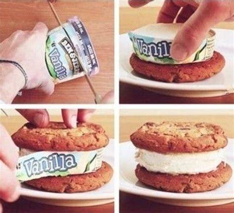 astuces de cuisine rapide truc et astuce cookie glace photo tuxboard