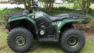 Yamaha Kodiak 450 Parts