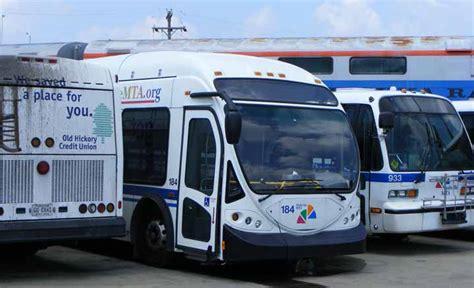 Mta Garage by Nashville Metropolitan Transit Authority Showbus