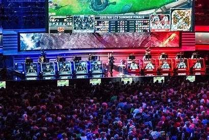Esports Esport Gaming Vieron Crecer Invirtieron Beneficios
