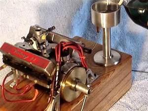 Mini V8 Motor : world 39 s smallest running v8 engine youtube ~ Jslefanu.com Haus und Dekorationen