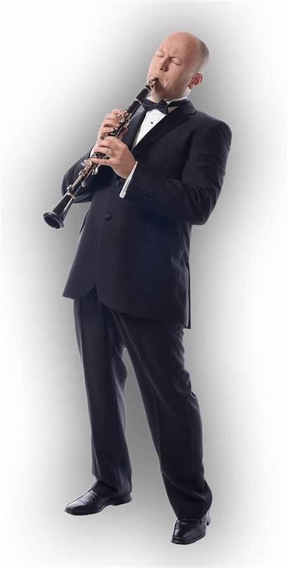 Clarinet Guy Madison Alive
