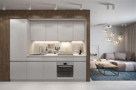 cuisine minimaliste cuisine minimaliste dans petit appartement