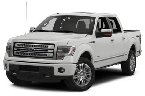 Purchase New 2014 Ford F150 Platinum In 14897 Mo-38