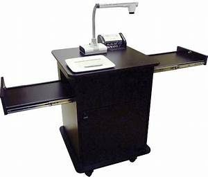 elmo ecart12 np classroom av cart includes tt 12 document With document camera cart