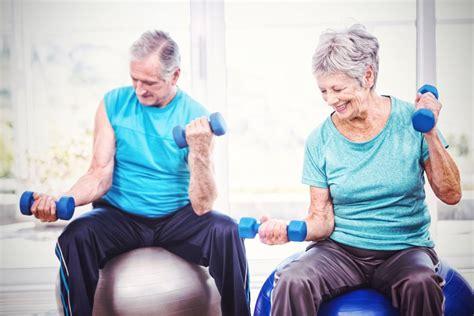 benefits  exercise  seniors trail ridge senior living