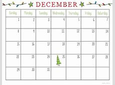 December 2018 Calendar FREE DOWNLOAD Freemium Templates