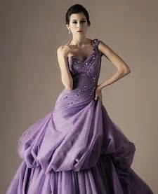 lavender wedding dresses top 6 colorful wedding dresses enrich your 2012 s day wedding empyrejewelry