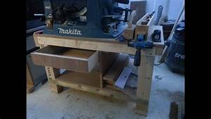 How To Build A Cheap Table Saw Stand From Scrap  Pt1