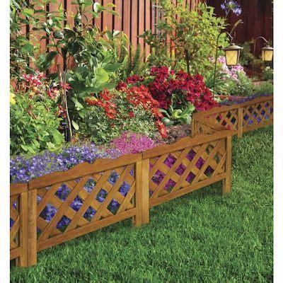 greenes cedar stain pine garden fence panel common