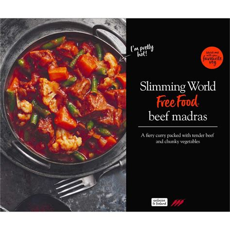 Slimming World Beef Madras 500g   Indian   Iceland Foods