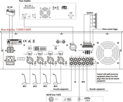 Lifier Wiring Diagram With Capacitor by Car Audio Crossover Wiring Circuit Diagram Maker