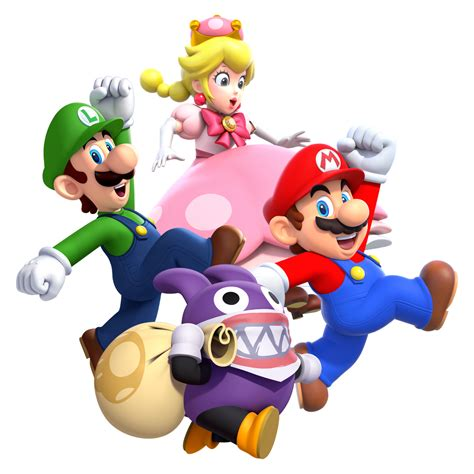 New Super Mario Bros U Deluxe Adds A Secret Playable