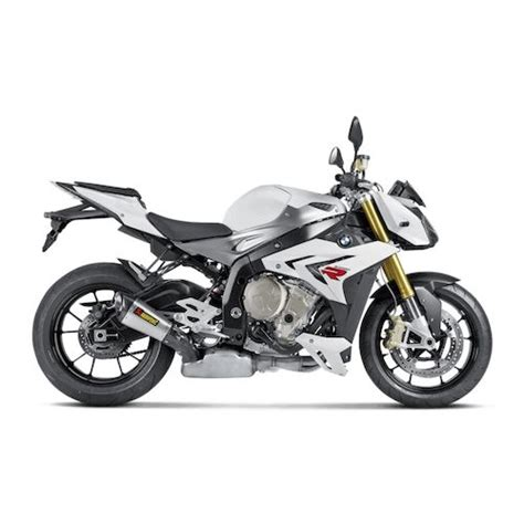 bmw s1000rr akrapovic akrapovic slip on exhaust bmw s1000rr s1000r revzilla