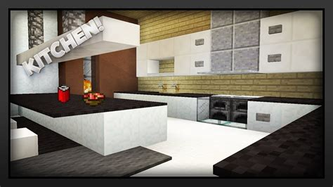 kitchen ideas minecraft minecraft pocket edition build tutorials episode 2 kitchen