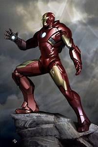 IRON MAN vs TESLA - Battles - Comic Vine