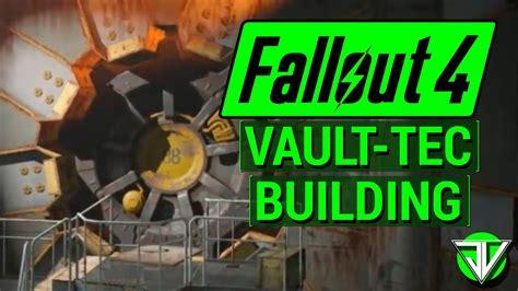 fallout  vault tec dlc basic vault building guide