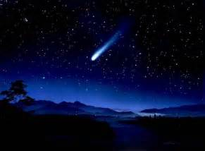 There Meteor Shower Tonight Image