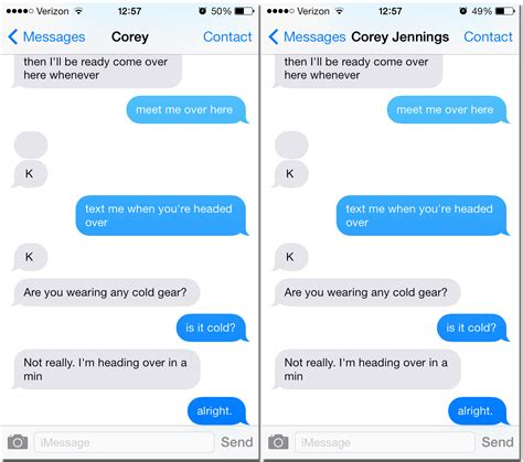 how to name messages on iphone how to disable names in ios 7 messages isource