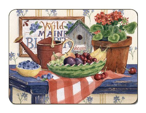 country kitchen placemats jason placemats country kitchen corkbacked place mats 2862