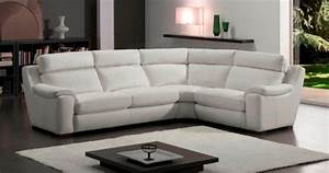 salon angle panoramique cuir saragosse With canapé d angle cuir de vachette