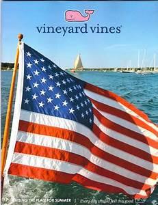 vineyard vines whale american flag MEMES