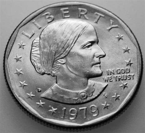 1979 susan b anthony dollar value dollar susan b anthony uncirculated 1979 d sba ebay