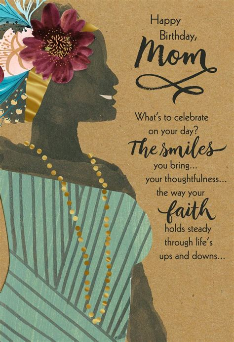 Rated 4.1   104226 views   liked by 100% users You're a Blessing Religious Birthday Card for Mom ...