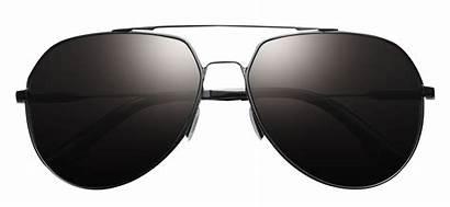 Sunglasses Sunglass Clipart Transparent Aviator Background Pluspng