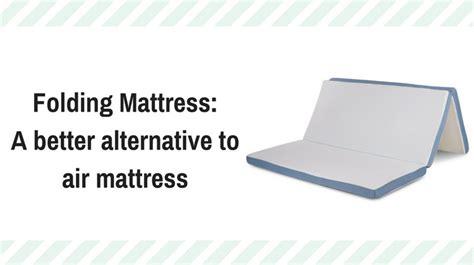 alternative to air mattress folding mattress naturallatexmattress co
