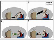 manipulation von jalal hajir Medien & Kultur Cartoon