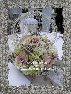 Wedding Flowers IN Nottingham AND DERBY Changing Chairs