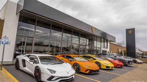 Lamborghini Opens First Austin Dealership; Luxury