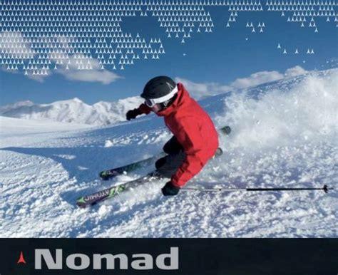 si鑒e nomade nomad non ghiaccio per atomic