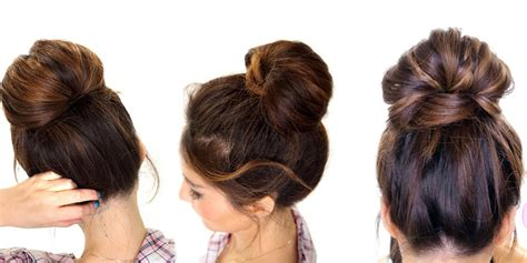 5 easy bun styles for working ladies stay amazing ever