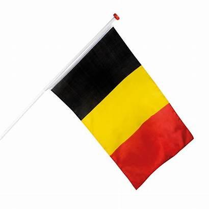 Belgische Vlag Grote Drapeau Belgique Flagge Belgien