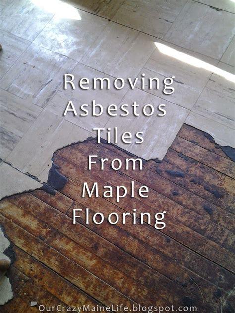 removing asbestos tiles   country farmhouse maple