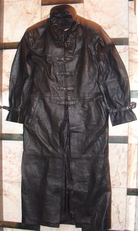 winter warm the punisher helsing trench coat tradingbasis