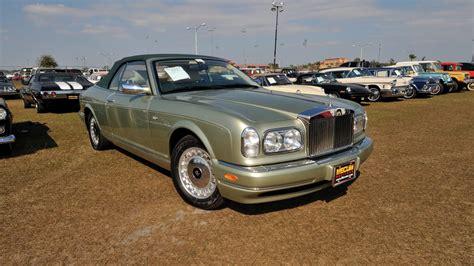 2001 Rolls Royce Corniche by 2001 Rolls Royce Corniche Convertible F34 1 Kissimmee 2013