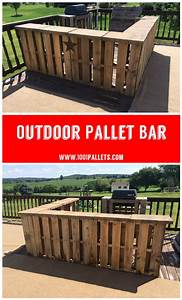 32 DIY Outdoor Bars That Are Easy To Create My Decor