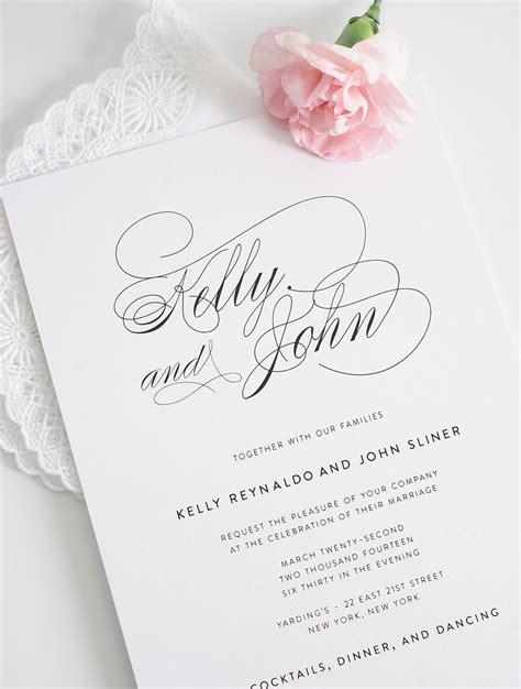 Wedding Hankies and Wedding Invitations Wedding Invitations