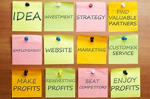Starting a new small business plan