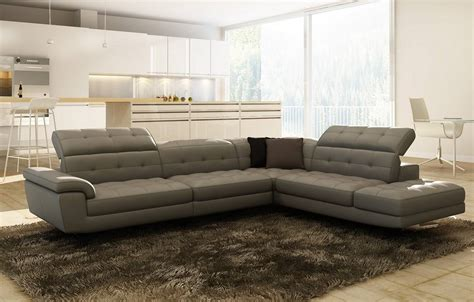 contemporary italian leather sectional sofas contemporary full italian leather sectionals birmingham