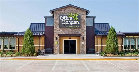 Darden Shows That U.s. Doesn't Need More Olive Gardens