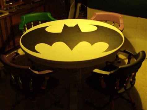 holy table batman  super batman symbol tables riot daily