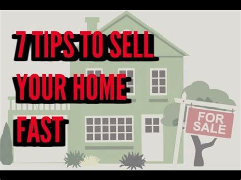 Design Tips For Selling Your Home by 7 Tips For Selling Your Home Fast