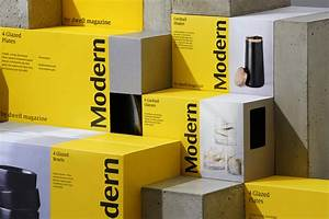 new branding packaging design for modern by collins bpo With contemporary packaging design